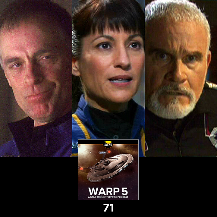 Warp Five 71: The Archer-Rans