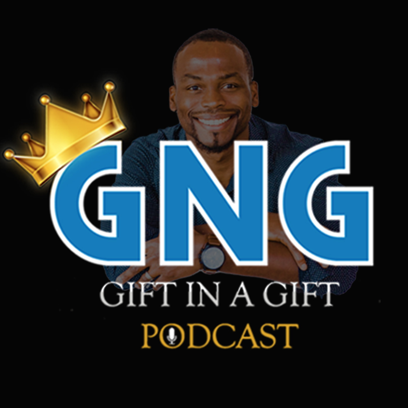 Gift In A Gift (GNG) Podcast show art