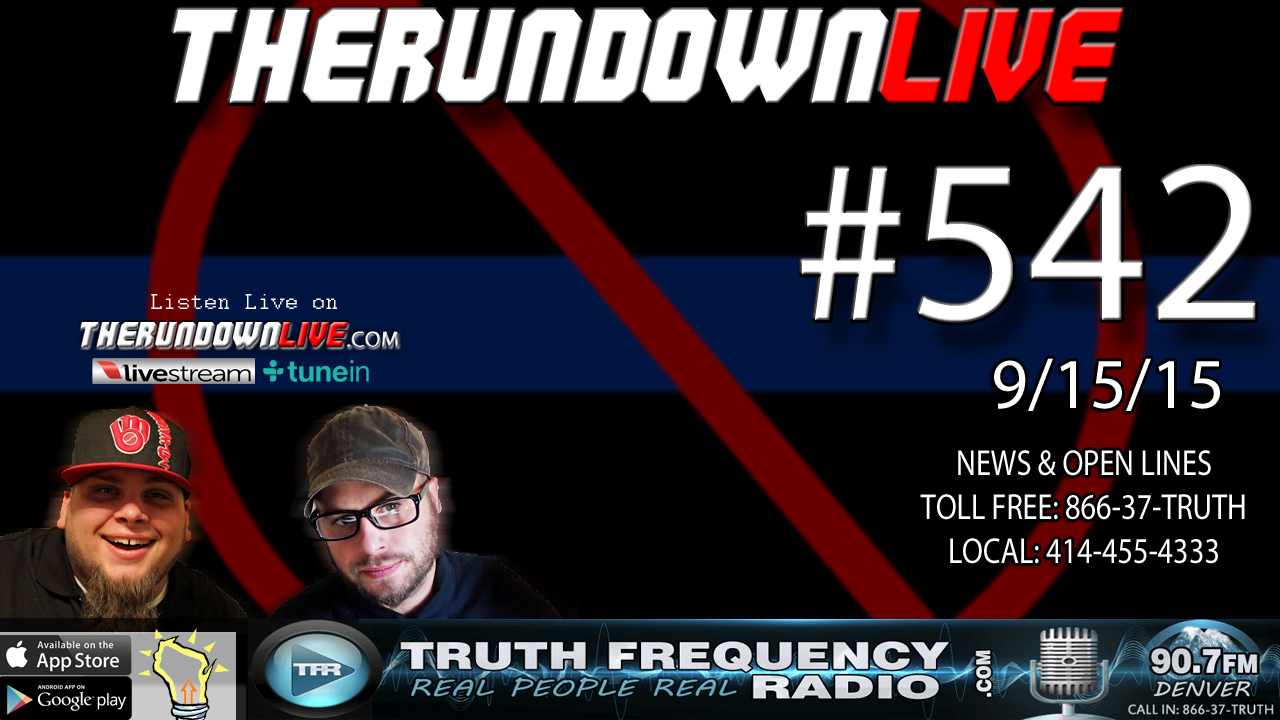 The Rundown Live #542 (Xmas in September,Sex Robots,TV)