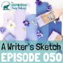Artwork for 050: A Writer's Sketch with Ron Schulman