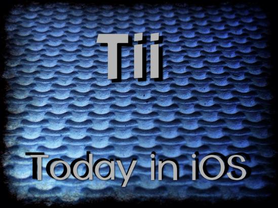 iOS Artwork - iTem 0264 and Transcript