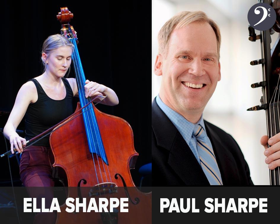 828: Paul and Ella Sharpe