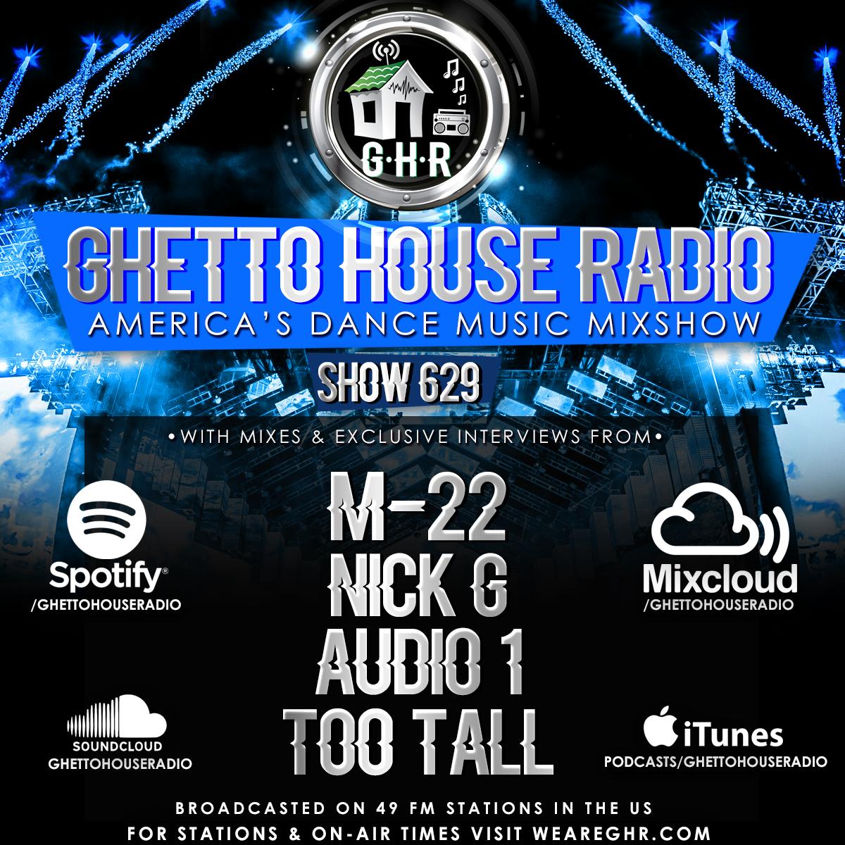 GHR - Show 629 - M-22!