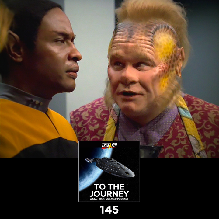 To The Journey 145: Mr. Vulcan