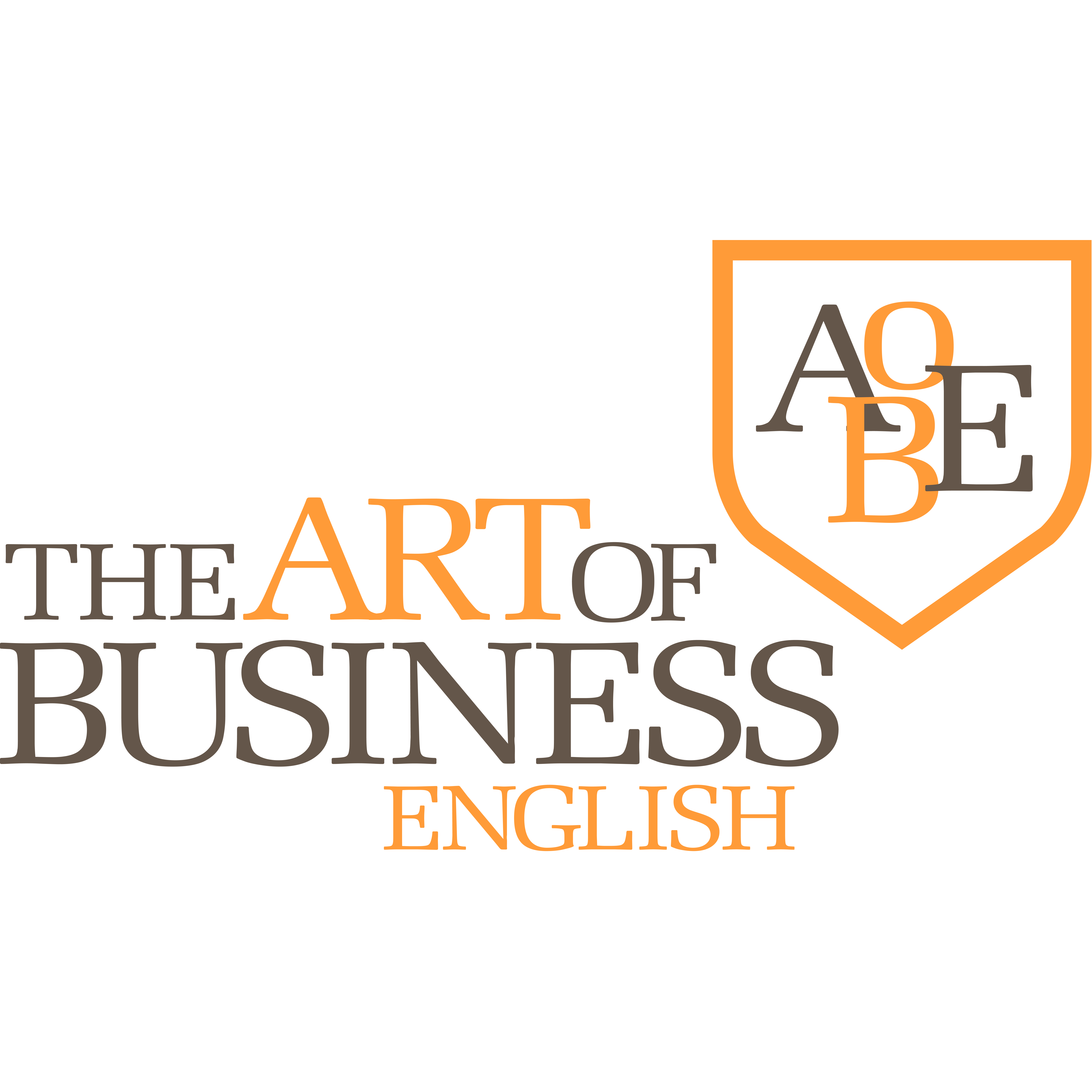 The Art of Business English show art
