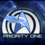 Artwork for 332 – Discovery Ratings and Merch | Priority One: A Roddenberry Star Trek Podcast