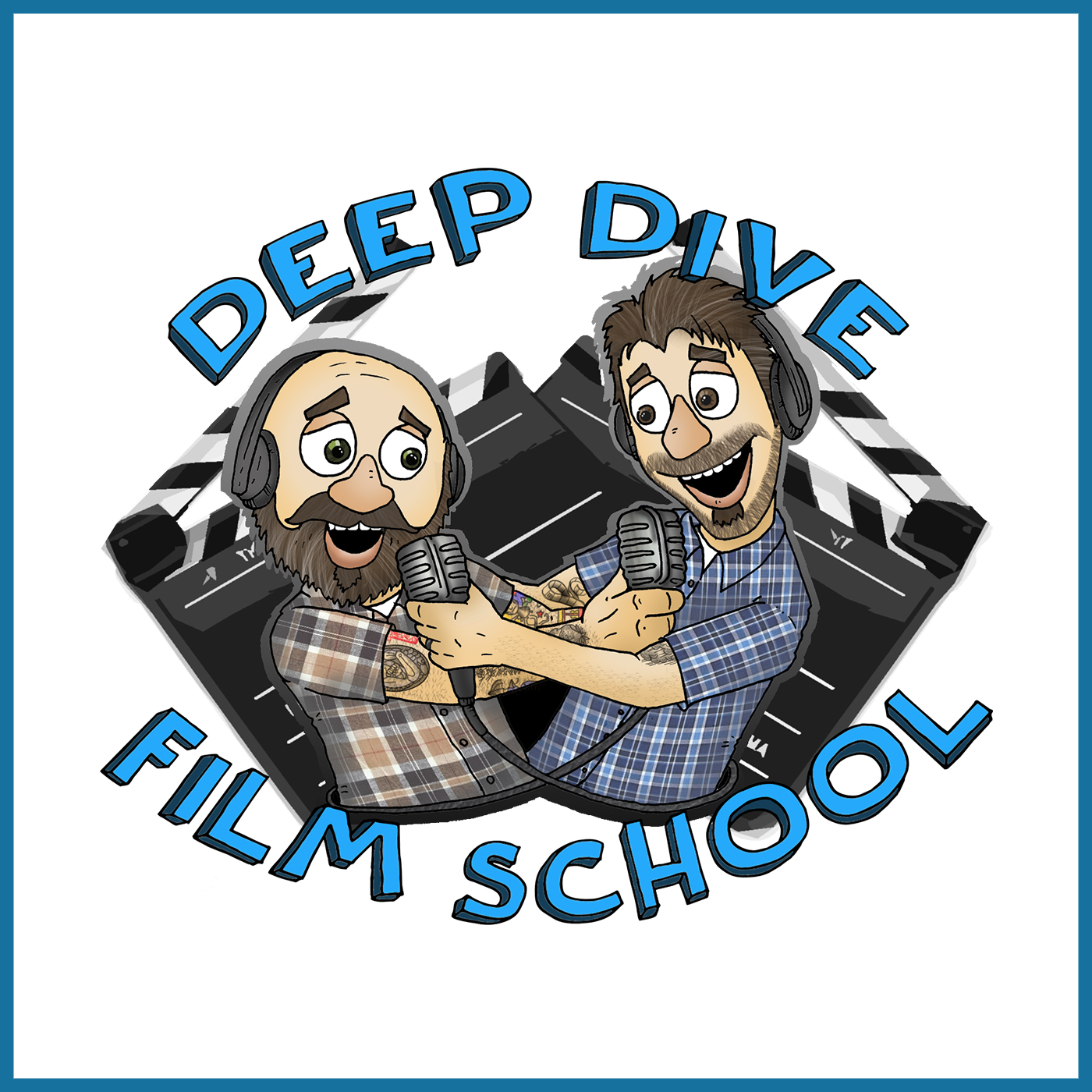 Deep Dive Film School show art