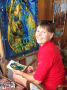 Artwork for 241: Yvette Frahn - Bringing Art and Horses Together Has Been My Absolute Calling