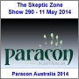 Artwork for The Skeptic Zone #290 - 11.May.2014