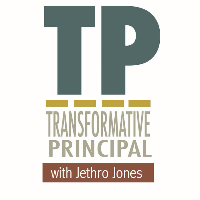 5 Things to ROAR about with Shawn Davids Transformative Principal 035