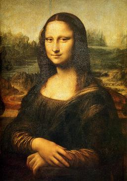 HHG2W #4 The Mona Lisa