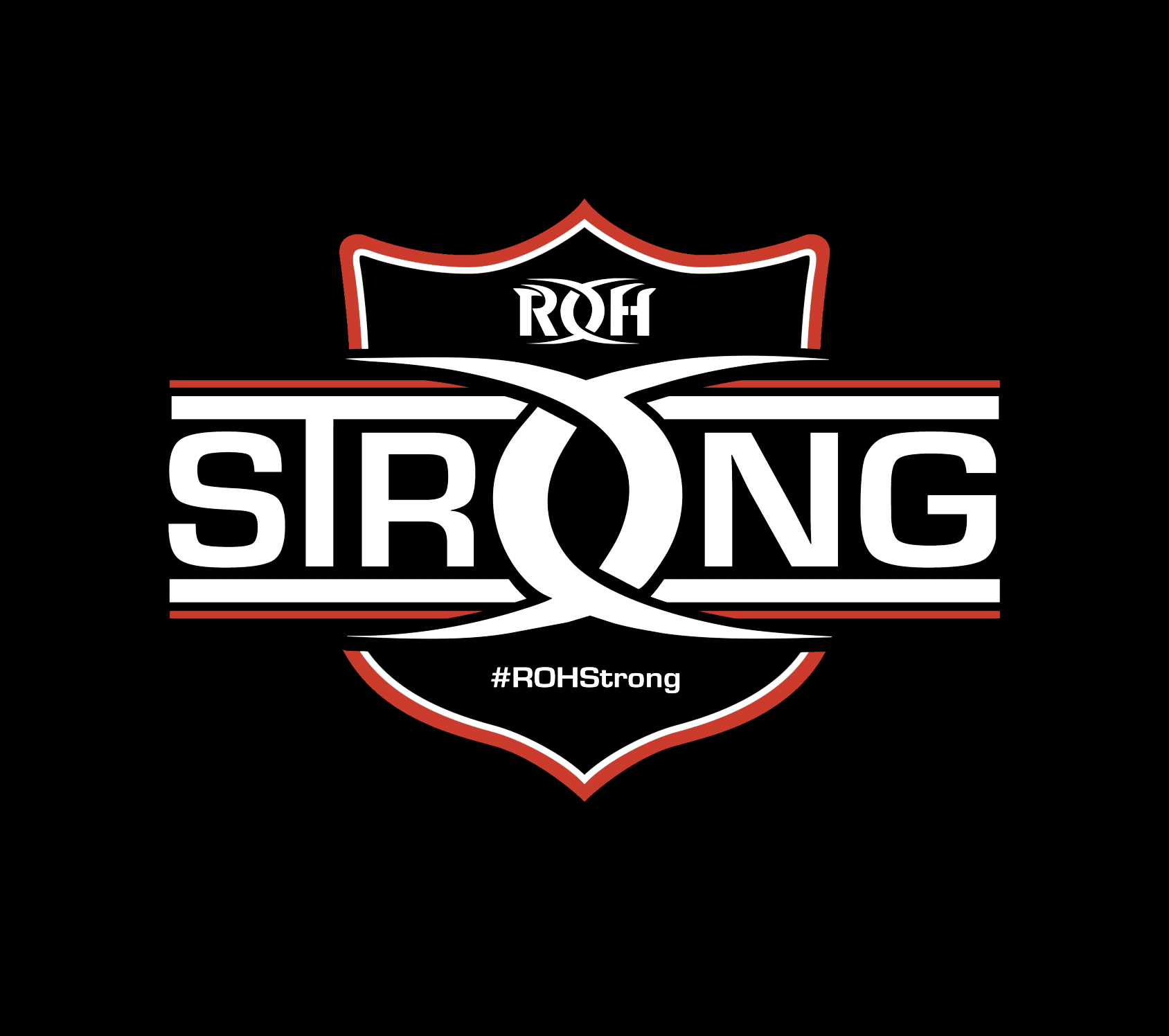 ROHStrong Podcast show art