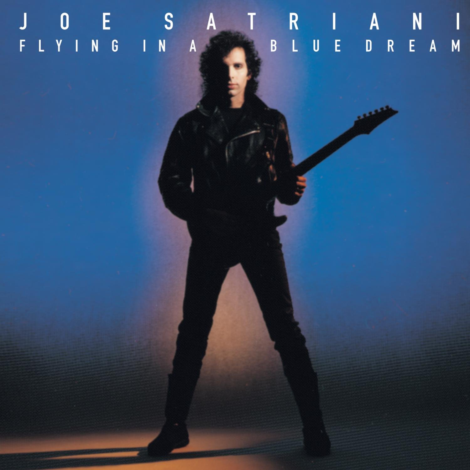 Interview with Joe Satriani show art
