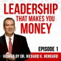 Artwork for EP1- Leadership That Makes You Money