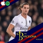 Artwork for How does Barcelona's transfer strategy affect the squad? Starting XIs, Loans and Back-ups [TBPod122]