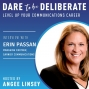 Artwork for Ep #17 Erin Passan Interview - Managing Partner at Gagnier Communications
