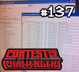 Contest of Challengers 137: Science