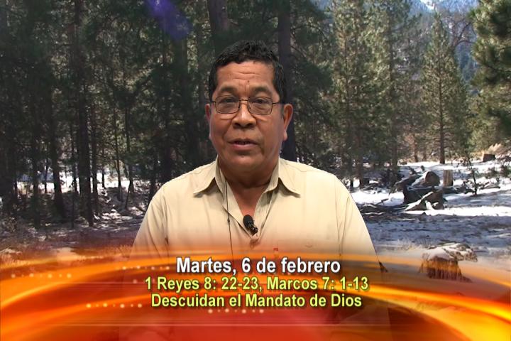 """Artwork for Dios te Habla con Edgar Olaciregui,  Tema el hoy: """"Descuidan el mandato de Dios"""""""