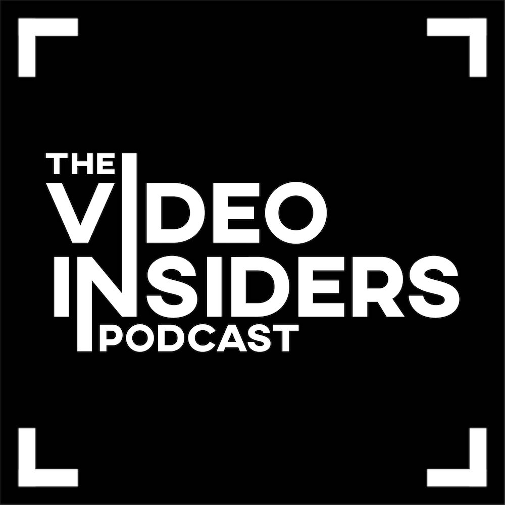The Video Insiders Podcast show art