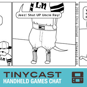TinyCast 086 - Super James Entertainment System