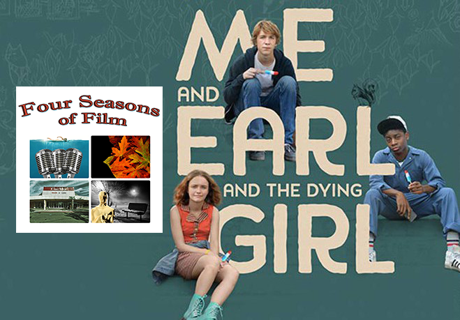 Artwork for Episode 9.07 - Me and Earl and the Dying Girl