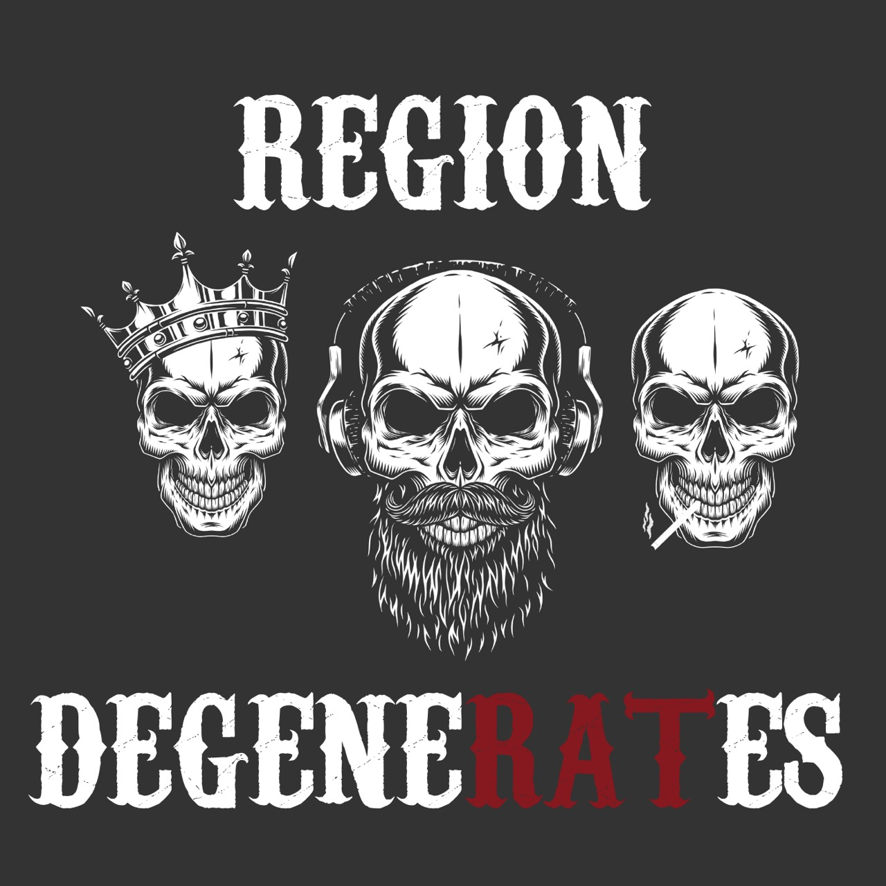 Region Degenerates EP. 1 Kyle Gagliardi show art