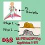 Artwork for #62 El Principito (De Saint-Exupery) I-III