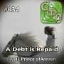 Artwork for CMP034 A Debt is Repaid
