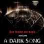 Artwork for 'A DARK SONG' One of the best Horror Movies of 2017 dicussed on Four Brains One Movie: EP 18|1