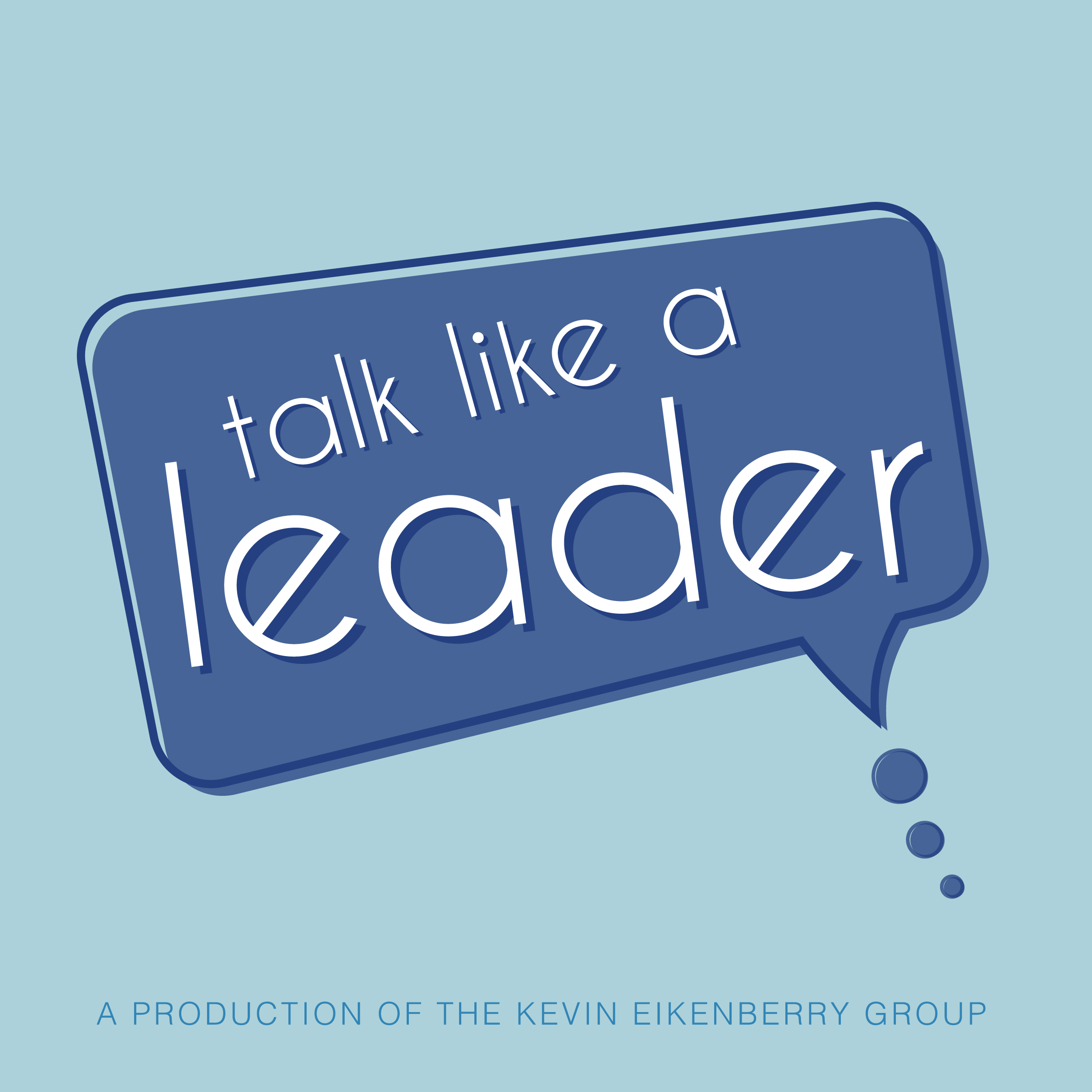 Talk Like a Leader show art