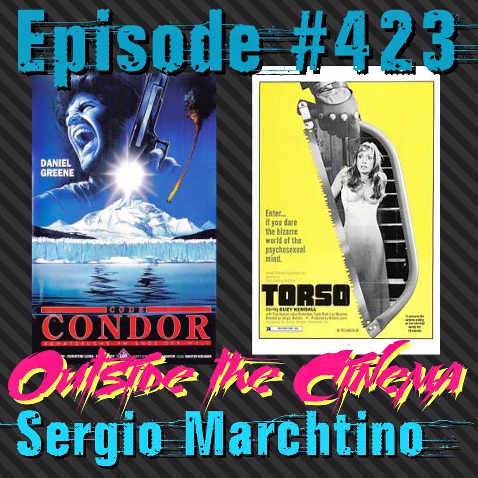 Episode #423 Code Torso Condor