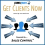 """Artwork for 108 - Get Clients Now 365 (Flash Briefing) """"If You Want To Catch BIG Fish You Have To Fish Where The Big Fish Live"""" 