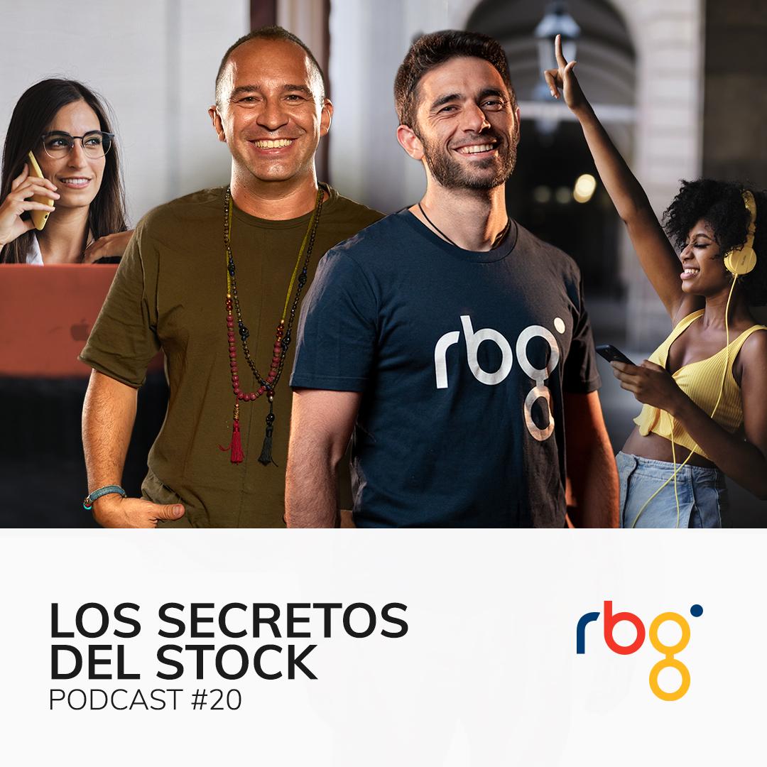Podcast 20: Los Secretos del Stock ft. Álvaro González