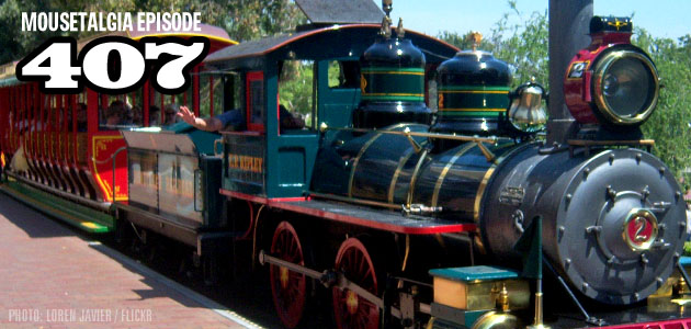 Mousetalgia Episode 407: Disneyland Railroad Conductor David Wilcox