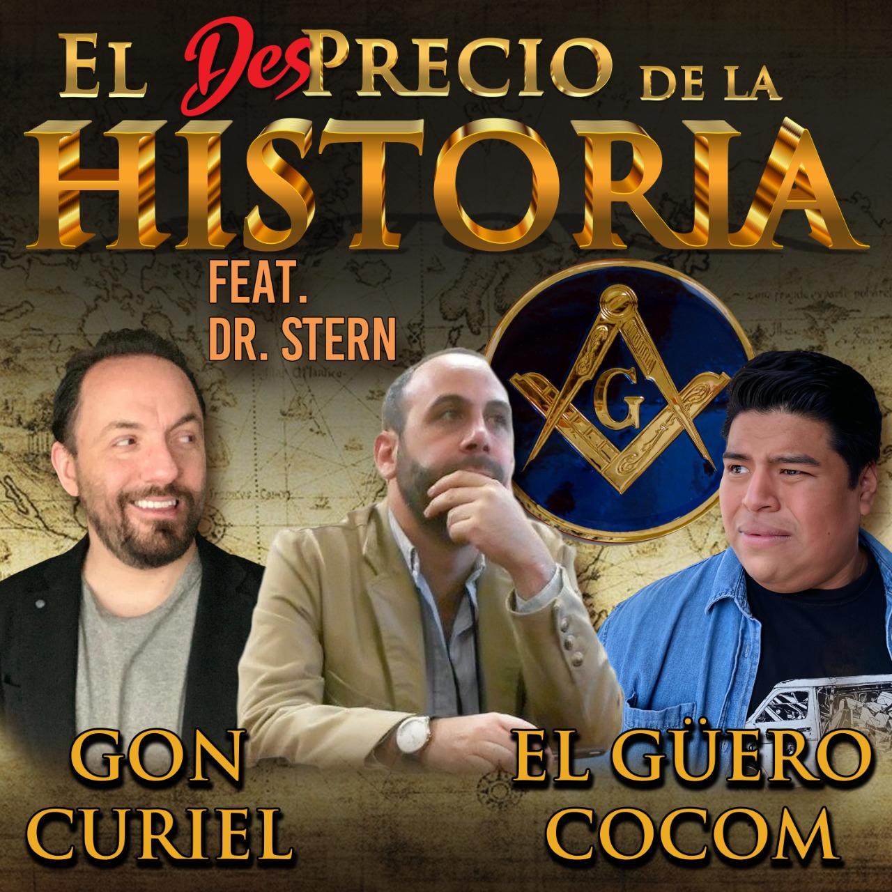 33 - Los Masones y los Illuminati ft. Dr. Stern