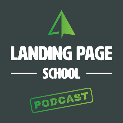 Landing Page School Podcast show image