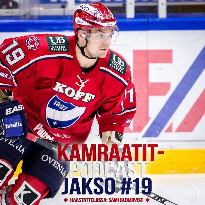 Jakso 19 : Sami Blomqvist ja uuteen nousuun