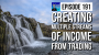 Artwork for 191- Creating Multiple Income Streams From Trading