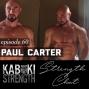 Artwork for Strength Chat Episode 60: Paul Carter