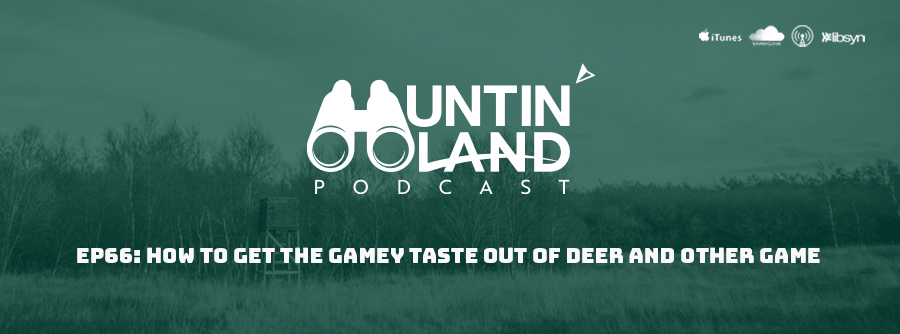 Michael Hunter - The Hunter Chef - on the Huntin Land Podcast