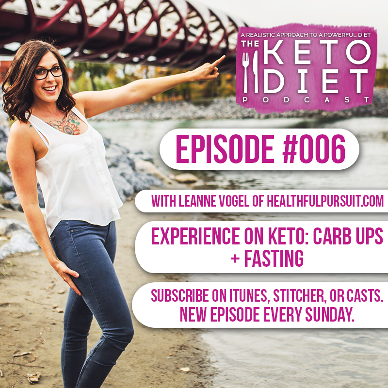 #006 Carb Ups and Fasting