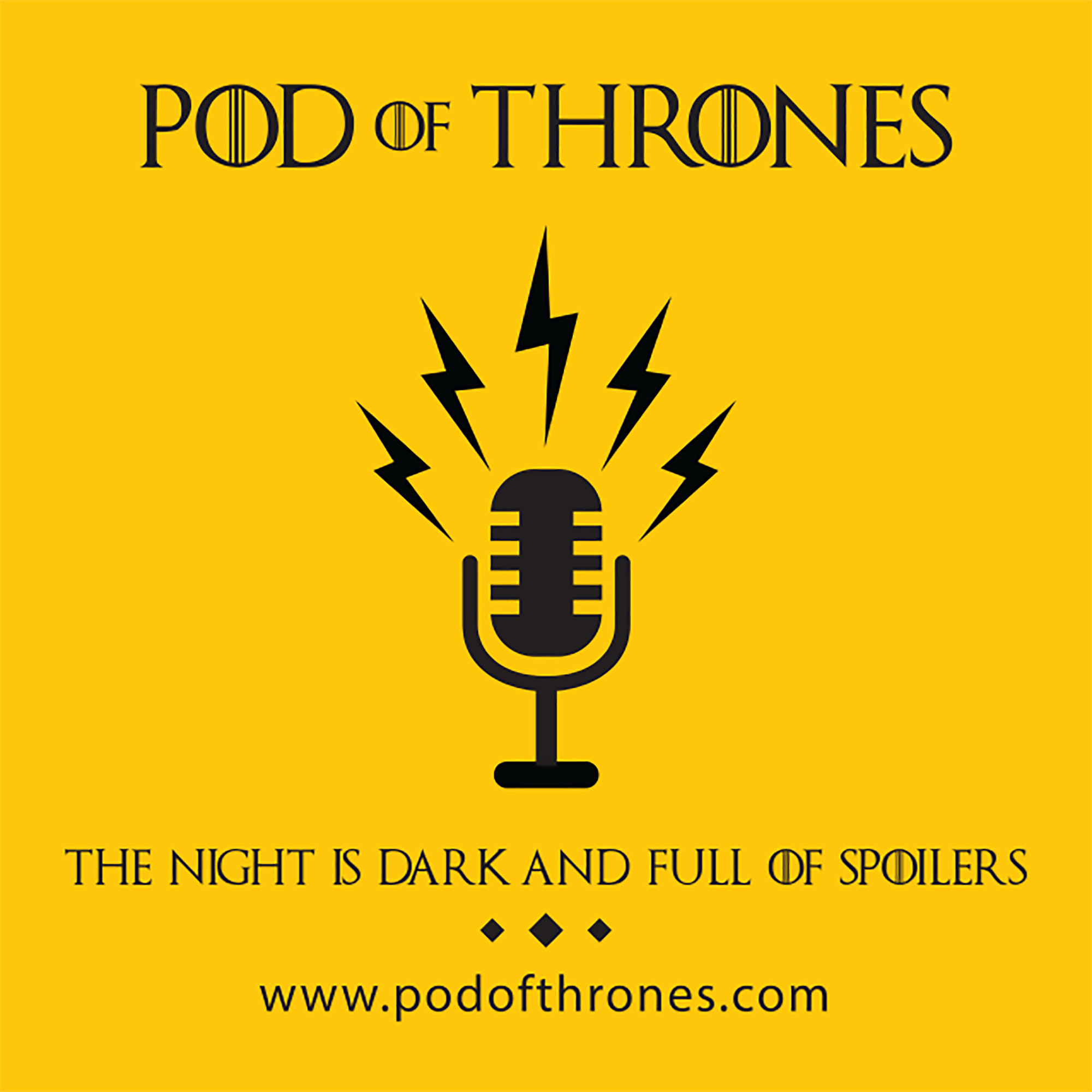 Pod of Thrones (Game of Thrones Recaps and Discussions) show art