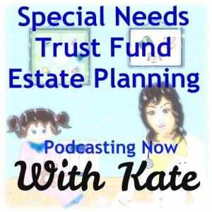 Special Needs Trust Fund Estate Planning