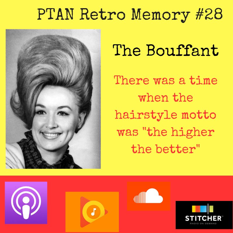 Retro Memory #29 - The Bouffant