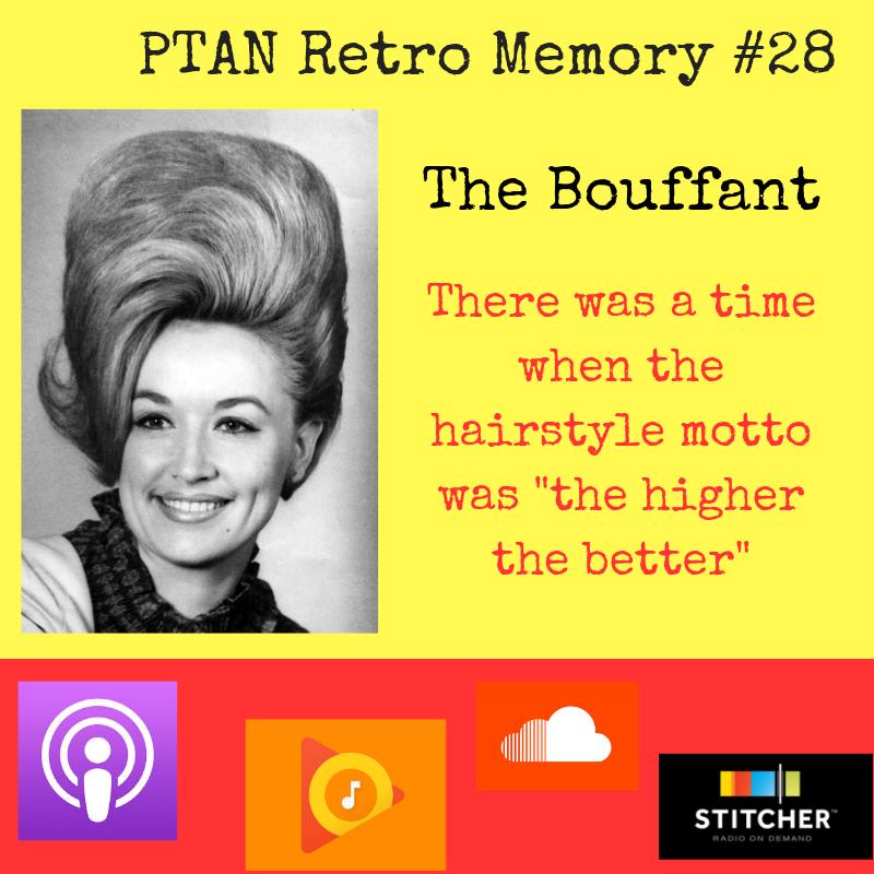 Retro Memory #29 - The Bouffant