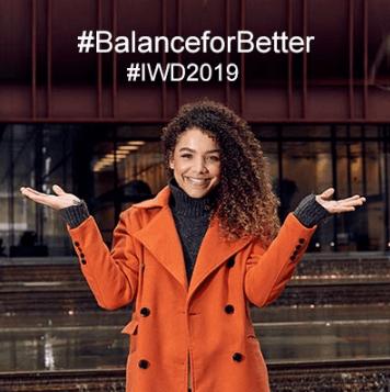 Balanceforbetter, International Women's Day, Thumnail