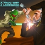 Artwork for Ep. 153: A Frog with a Lasersword