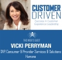 Artwork for Creating Integrated, Horizontal Experiences: The Key to Customer Satisfaction with Vicki Perryman