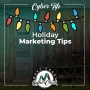Artwork for Cyber Tip - Holiday Marketing