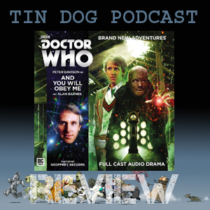 TDP 575: And You Will Obey Me - Main Range 211 Doctor Who